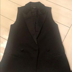 Madewell Tuxedo-Style Vest